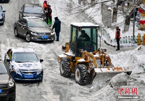 冷空气几乎席卷全国所有省份 粤北气温将急降8℃以上