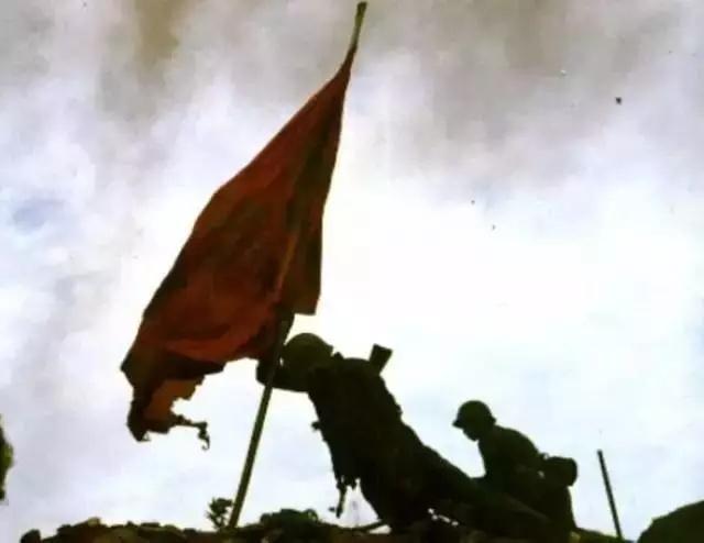 青山不老英雄永在 遥敬38年前牺牲的战友们一碗酒