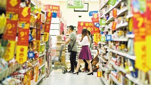 今年前两月消费增速放慢 发改委拟启动十大扩消费行动