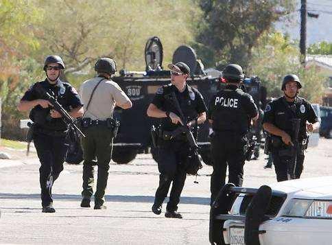 美国枪击案致4死:一嫌犯被捕 警方称只是家庭纠纷