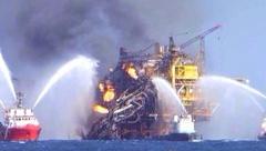 墨西哥国家石油公司又发事故 一工厂火灾致17人受伤
