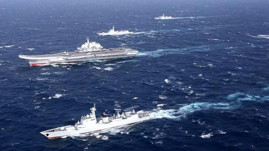 """俄媒:""""学生""""超越""""老师"""" 中国造舰已遥遥领先俄罗斯"""