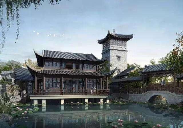广州文化馆岭南园林风 七大景观抢先看