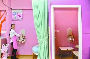 广州今年新建150间母婴室 带娃出门方便啦