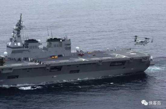战后首次!日本军方大动作,又要在钓鱼岛搞事?