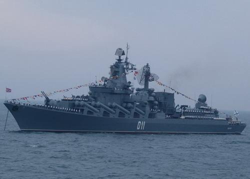 俄海军敏感时期日本海演习 模拟击沉敌军潜艇
