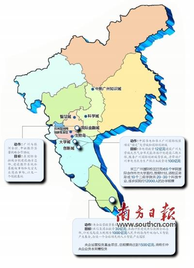 广州在北京干了件大事!五个巨无霸项目签约