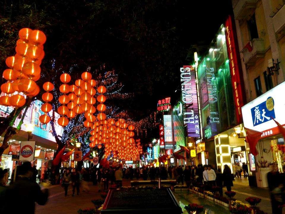 """全国第一条""""口碑街""""落户北京路 有望实现吃喝玩乐一条龙体验"""