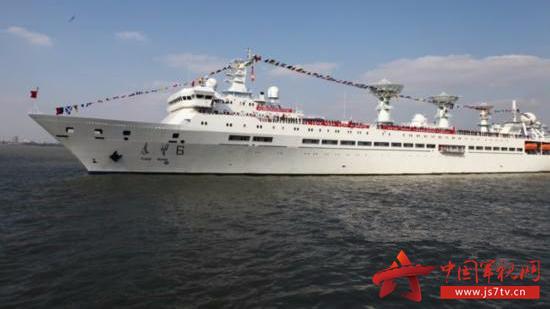 远望号船队再次出征 今年将迎来19次海上测控任务