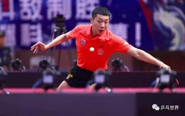 最强之中选最强 1张图看懂谁是国乒单项技术王者