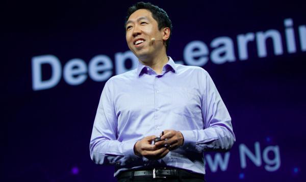 吴恩达宣布离职百度 将开启自己AI领域新篇章