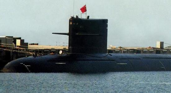 美媒称中国今年开建首艘095核潜艇 性能超美俄