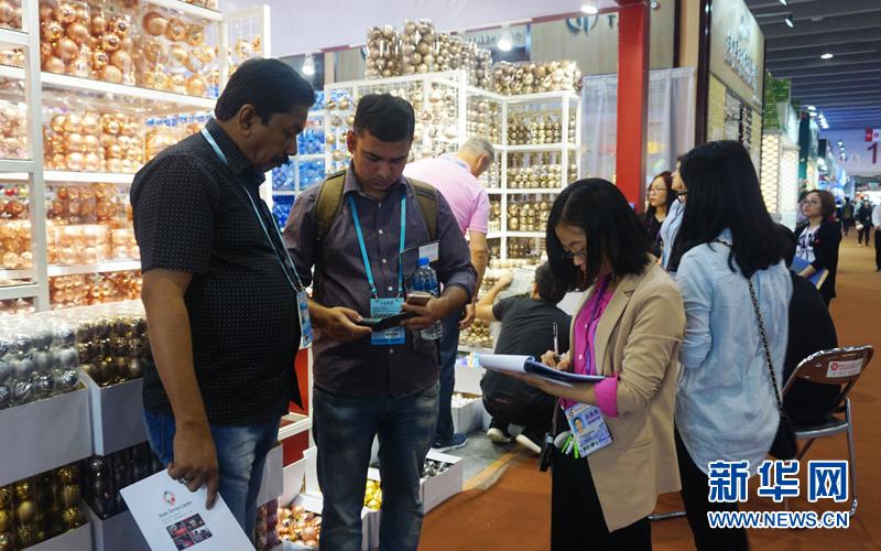广交会:礼品企业主动创新赢市场