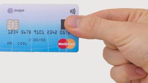 信用卡也能支持指纹识别,而且不需要电源