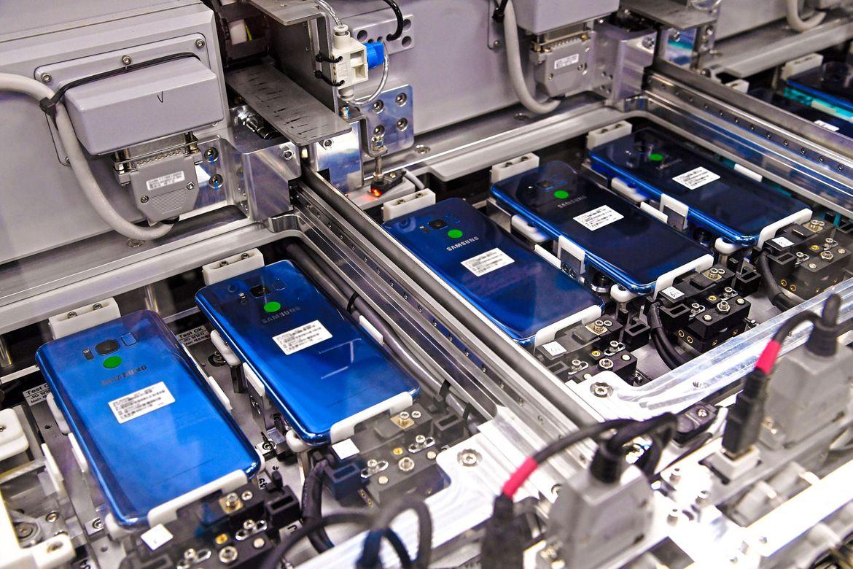 揭秘三星全新电池测试全过程 看完之后你放心了吗?