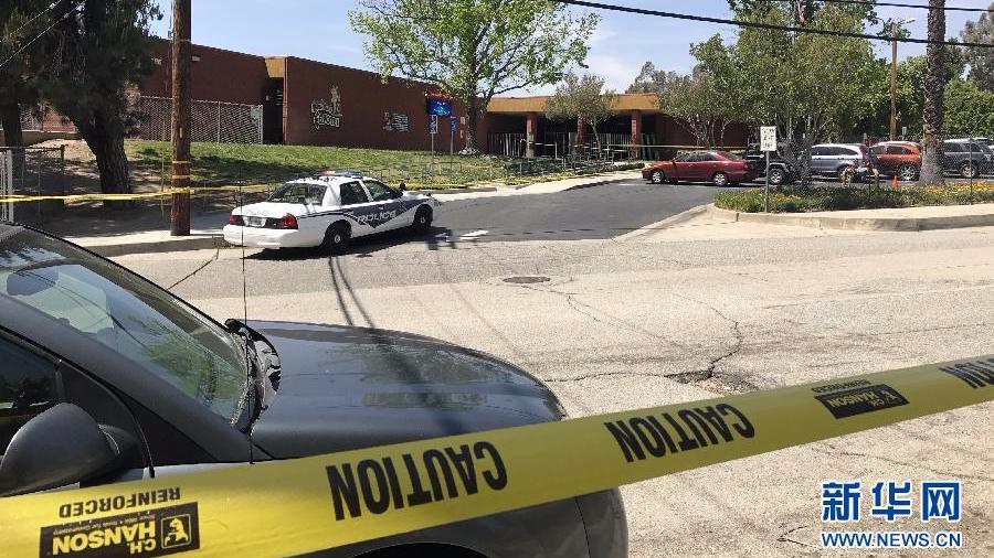 美加州一小学发生枪击事件 凶徒自杀致两亡两伤