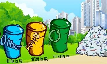 广州拟实行生活垃圾强制分类 个人违反规定可罚200元