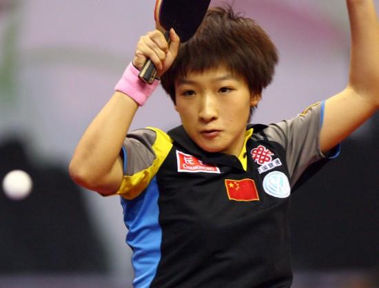 肖战成为刘诗雯主管教练 女乒集训重点针对平野