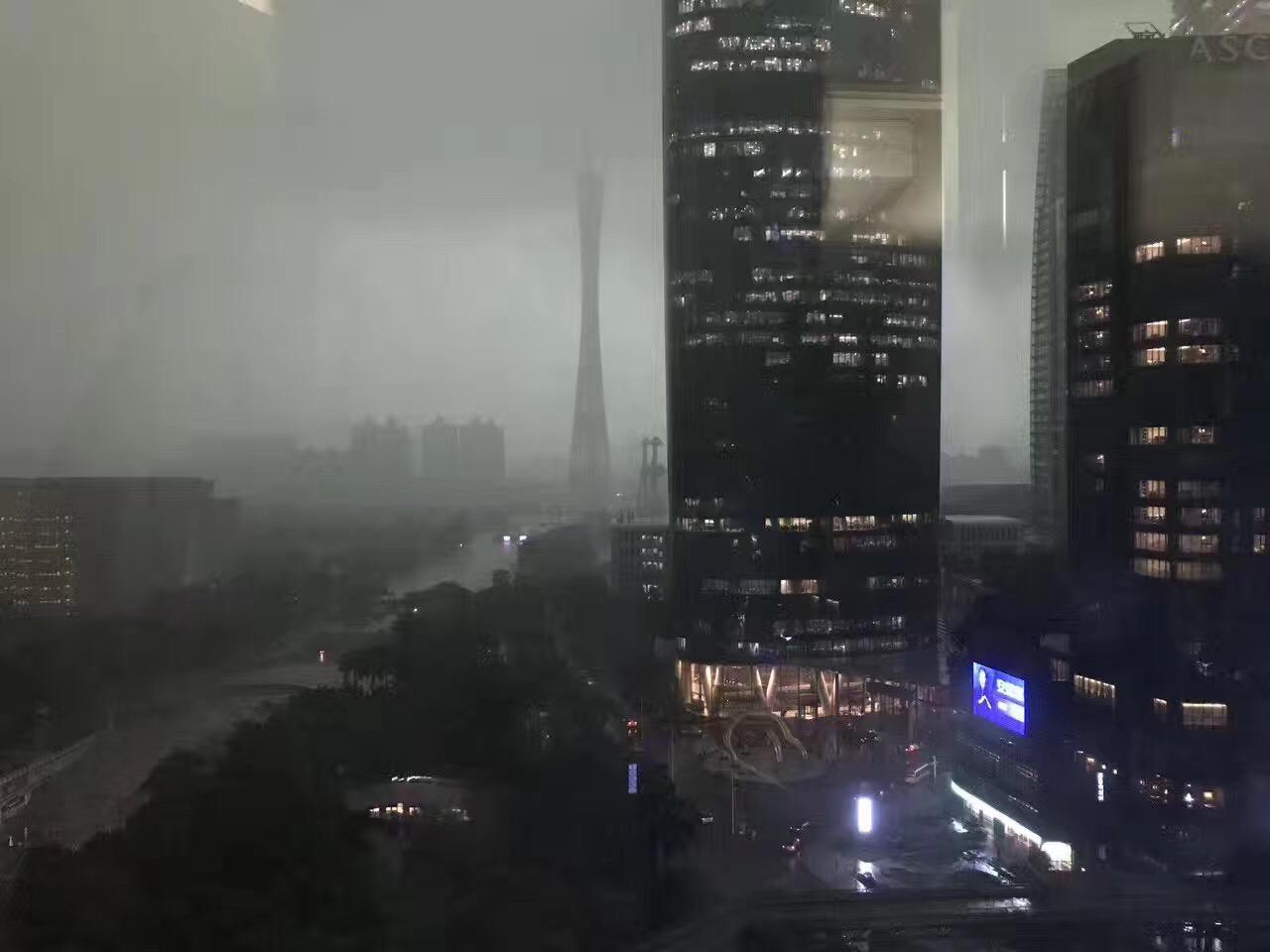 暴雨突然杀到!广州启动暴雨Ⅲ级应急响应