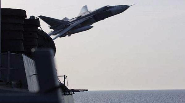 """信不信由你!俄媒称一枚""""电子炸弹""""就可摧毁美国海军"""