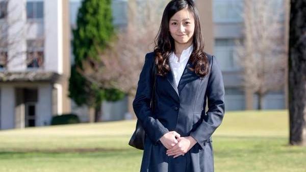 日本佳子公主今年9月将赴英国大学学习