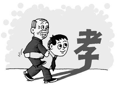 儿子办假离婚净身出户逃避赡养费 母亲告上法庭