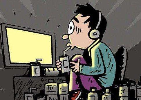 广州17岁小伙狂打游戏40多小时突发脑梗