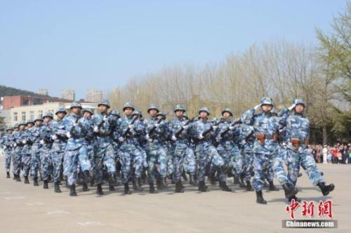 68年中国海军挺进深蓝 与世界一流还差多远?