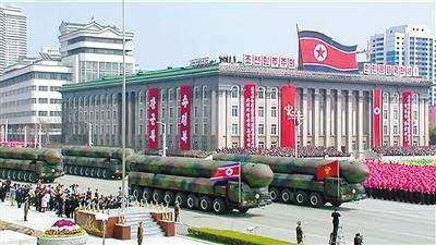 朝鲜建军节准备核试验?半岛风暴或比以往更猛烈