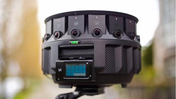 谷歌联合中国厂商推最新VR相机 售价1.7万美元