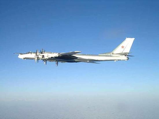 俄轰炸机24小时内两次靠近美国阿拉斯加