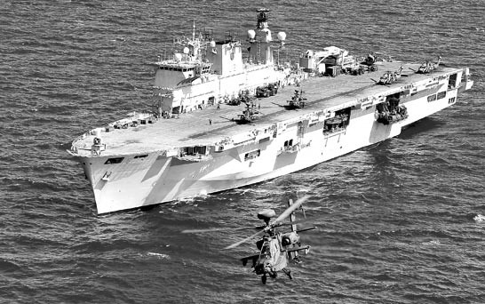 呼唤接盘侠!英国甩卖两栖舰:只需7500万美元且可分期