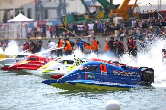 开门红!中国天荣队三摘F1世锦赛葡萄牙站冠军