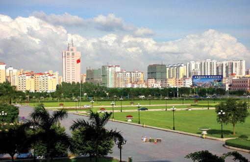 广州各区的环境竞争力如何?从化居首 谁垫底?