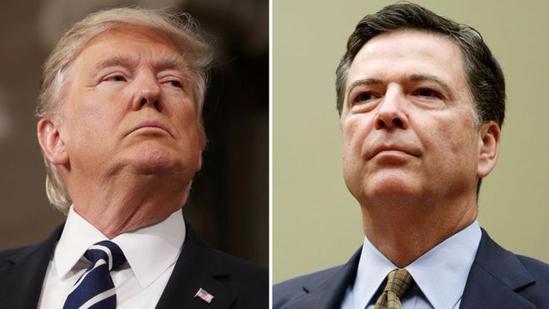 特朗普回应FBI局长被撤:他太爱出风头 早想炒他