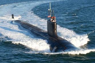 哭穷!美海军抱怨无钱维护潜艇:与中国数量差距越拉越大