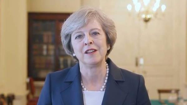 英国大选在即 特雷莎·梅所在党接连失策优势难保