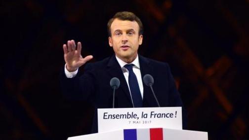 法国总统马克龙民众满意度为62% 并非历届最佳
