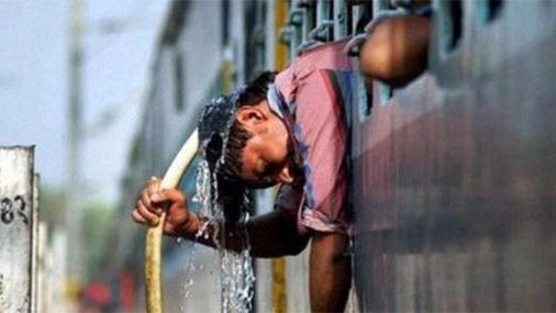 印度南部气温最高达47 四月以来至少167人热死