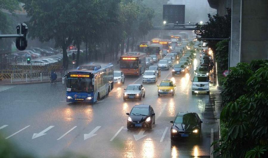 """广东未来一个月预计有6次强降水 今年""""龙舟水""""偏多偏强"""