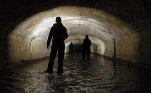 伦敦地铁暗藏大量超级病菌 来自老鼠粪和下水道