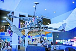 """广州创交会科技项目亮眼 多个""""全球第一""""亮相"""