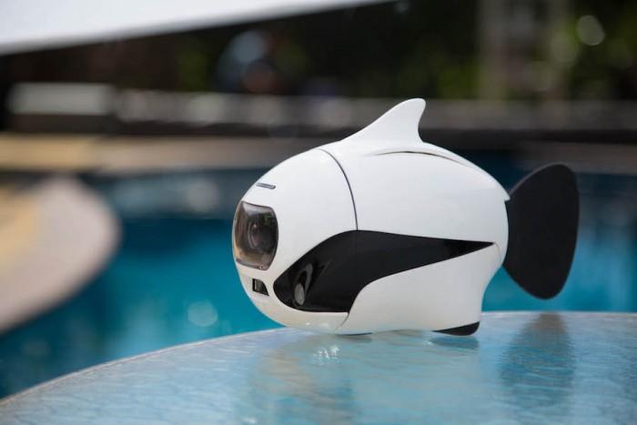 """这是第一条消费级""""仿生机器鱼""""水下无人机"""