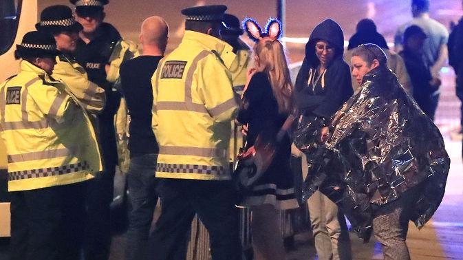 3名男子在曼彻斯特南部被捕 疑与体育场爆炸有关