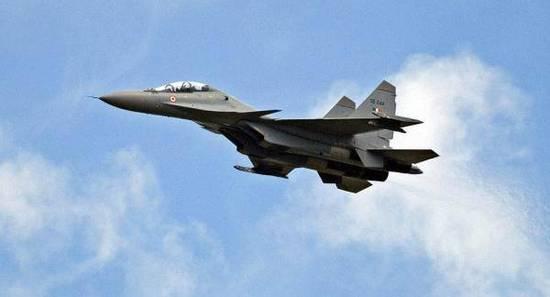 印空军全力搜救中印边境失踪苏-30:所有军官待命