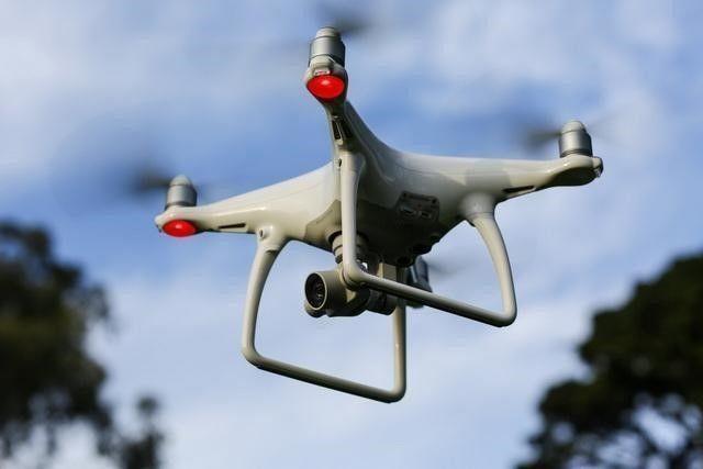 印度扣10架大疆无人机 印专家称是严重安全威胁