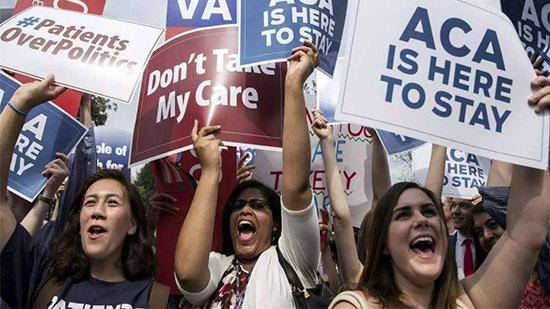 《美国医保法》将使2300万人在未来十年失去医保