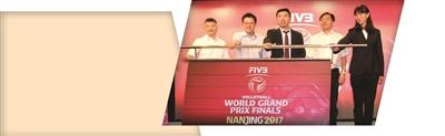 """中国女排将在南京打响新奥运周期""""第一枪"""""""