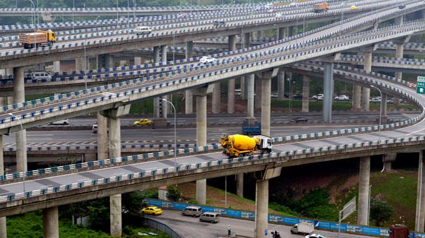 重庆 最复杂立交桥 成 网红 负责人解释 复杂是因为