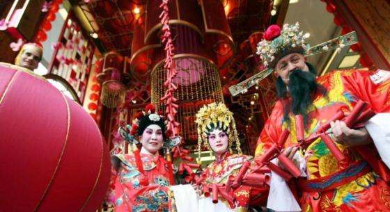 香港回归20周年:透视香港传统的中国文化习俗